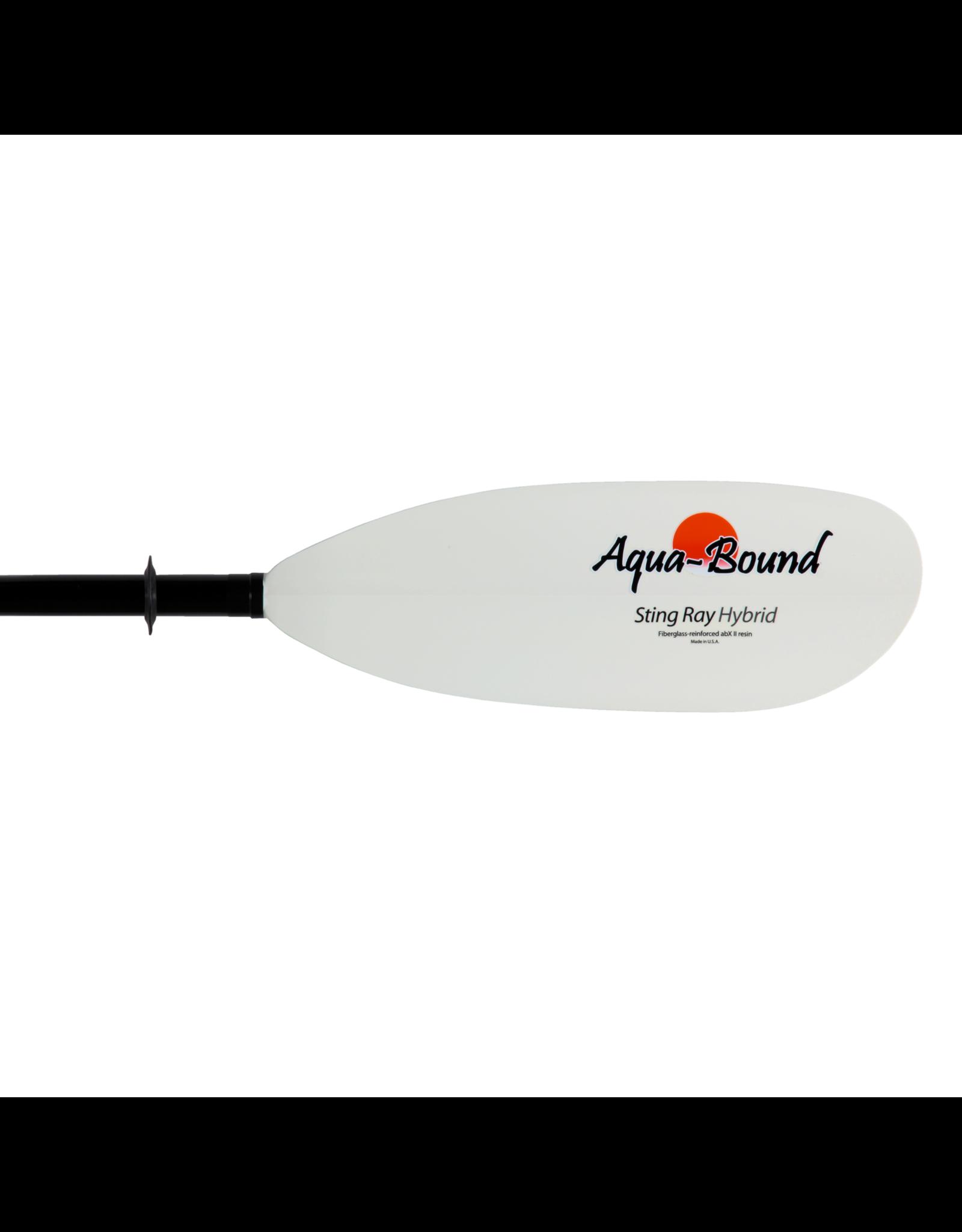 Aqua-Bound Aqua-Bound pagaie Sting Ray Hybrid Posi-lock