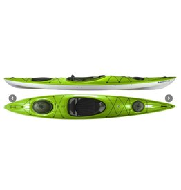 Hurricane Kayaks Hurricane kayak Sojourn 146 Rudder ready Lime
