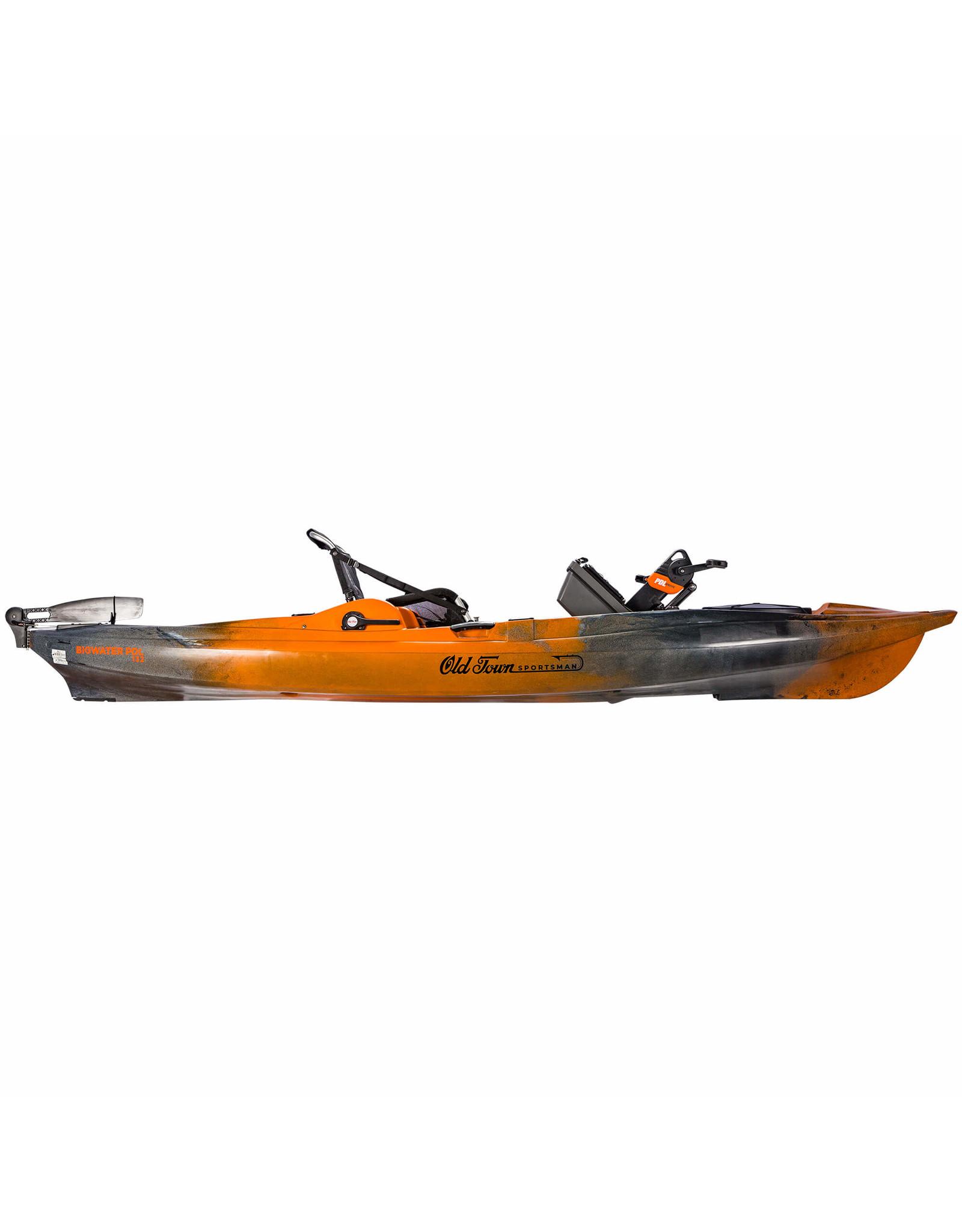 Old Town Old Town kayak Sportsman Big Water PDL