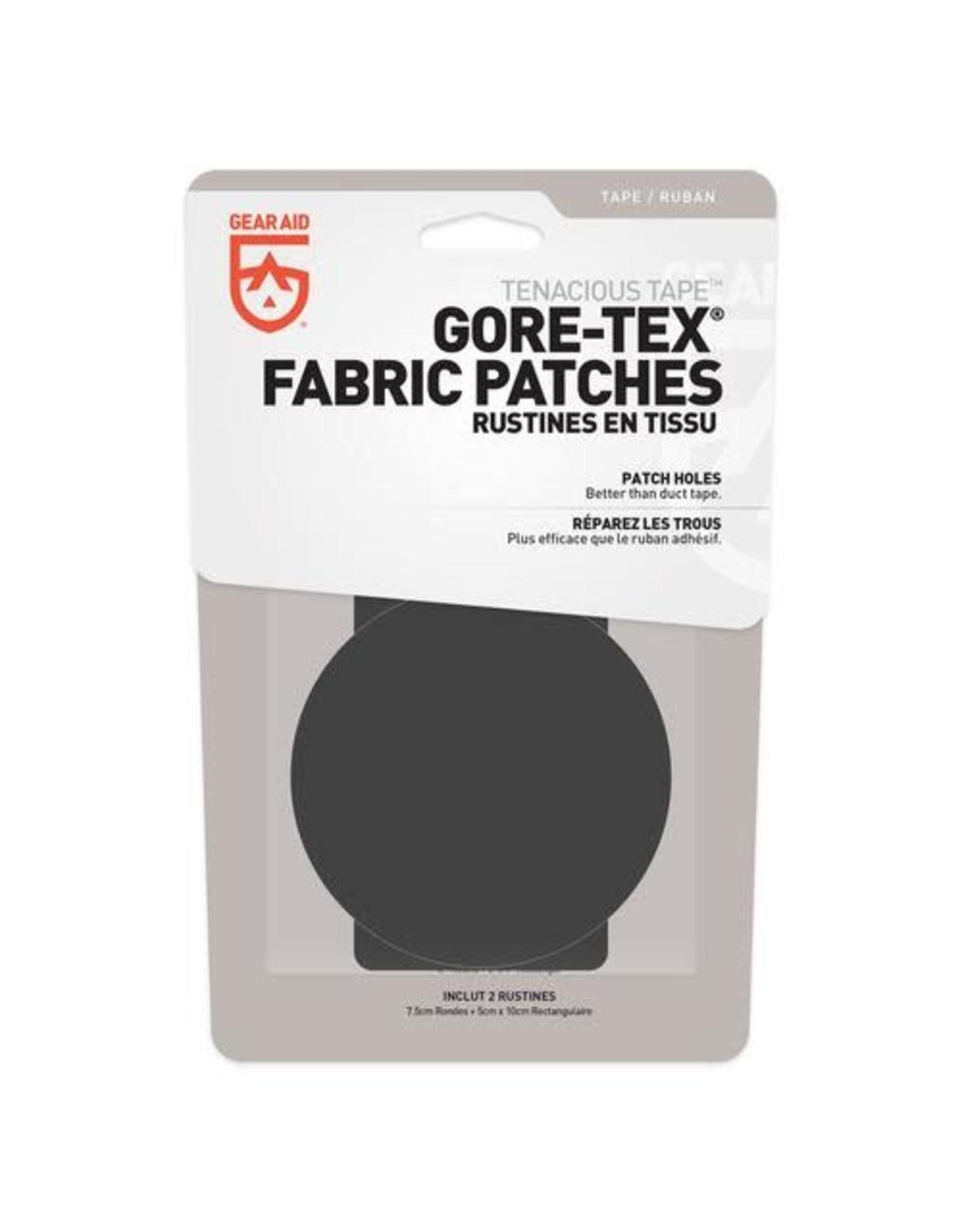 Gear Aid Gear Aid Repair Kit Gore-Tex noir