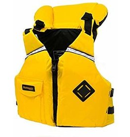 Stohlquist Stohlquist PFD Escape Youth Yellow 60-90 lbs