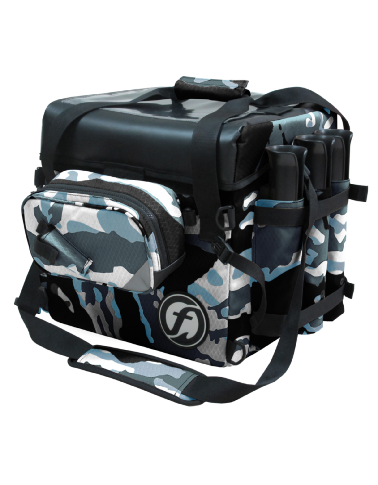Feelfree Kayaks Feelfree Camo Fishing Crate Bag