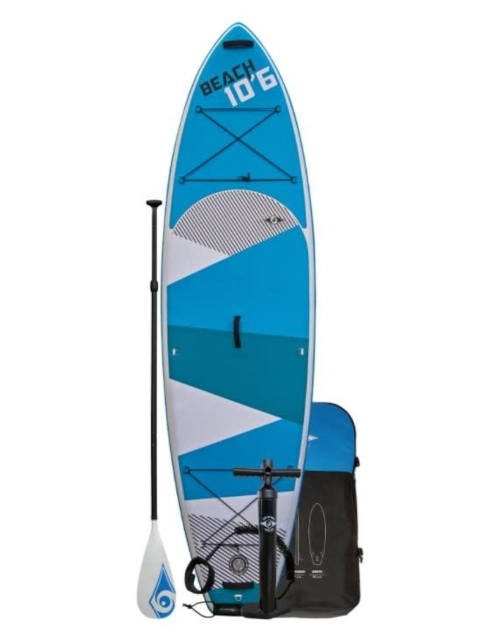 Bic Sport Bic SUP gonflable Air Beach Pack 10'6 X 34''