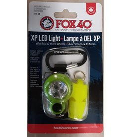 Fox Xplorer LED Light & Micro Whistle