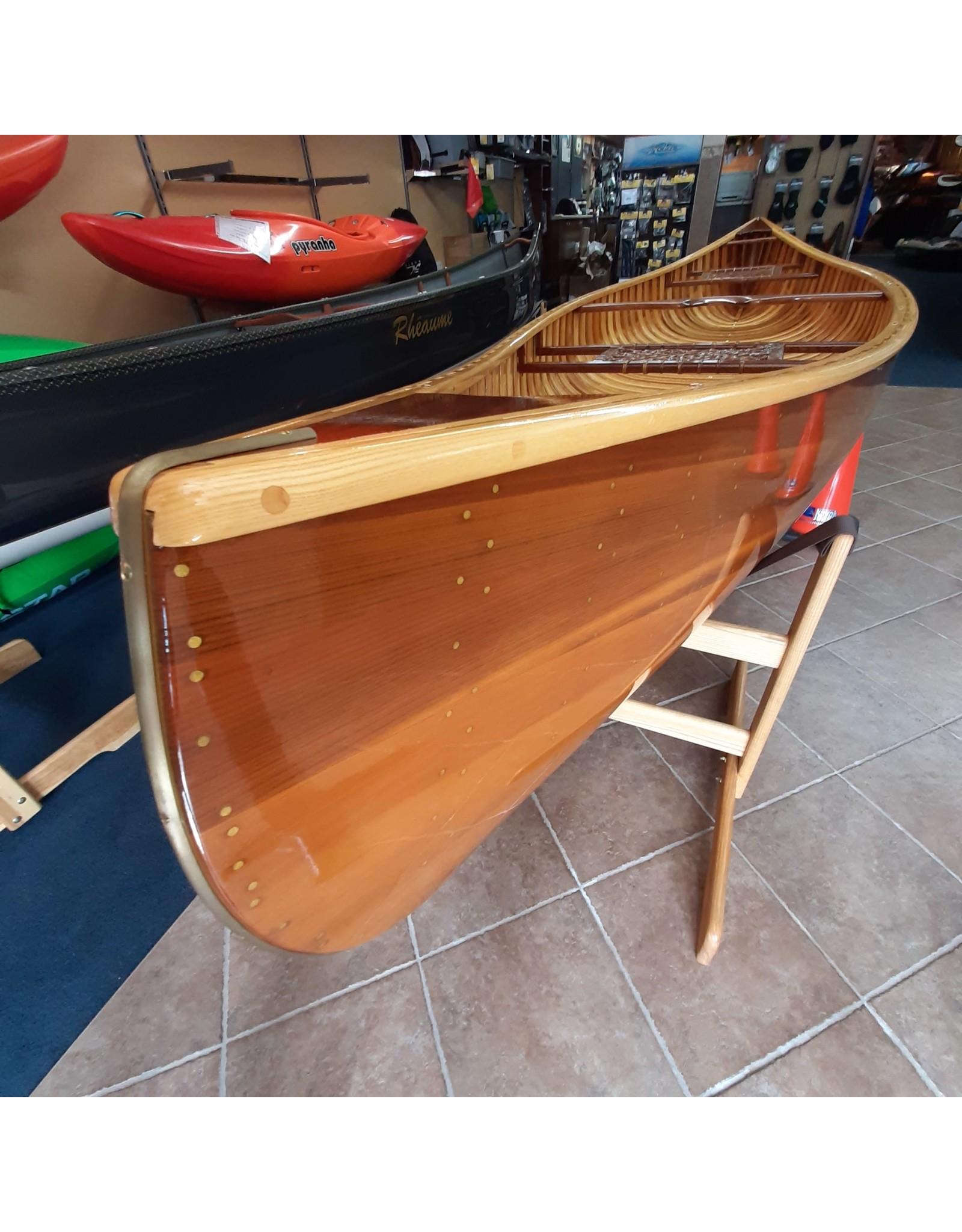 Canots Rhéaume Rhéaume canoe Mohawk 14 'cedar