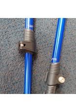 Yanes Walking stick telescopic with Click Cork Handle
