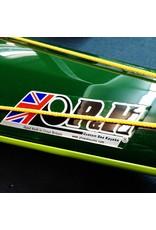 P&H Custom Sea Kayaks P&H kayak Volan MV  Lightweight Kevlar/Carbon avec Protecteur de quille en kevlar Vert/LIme/Jaune