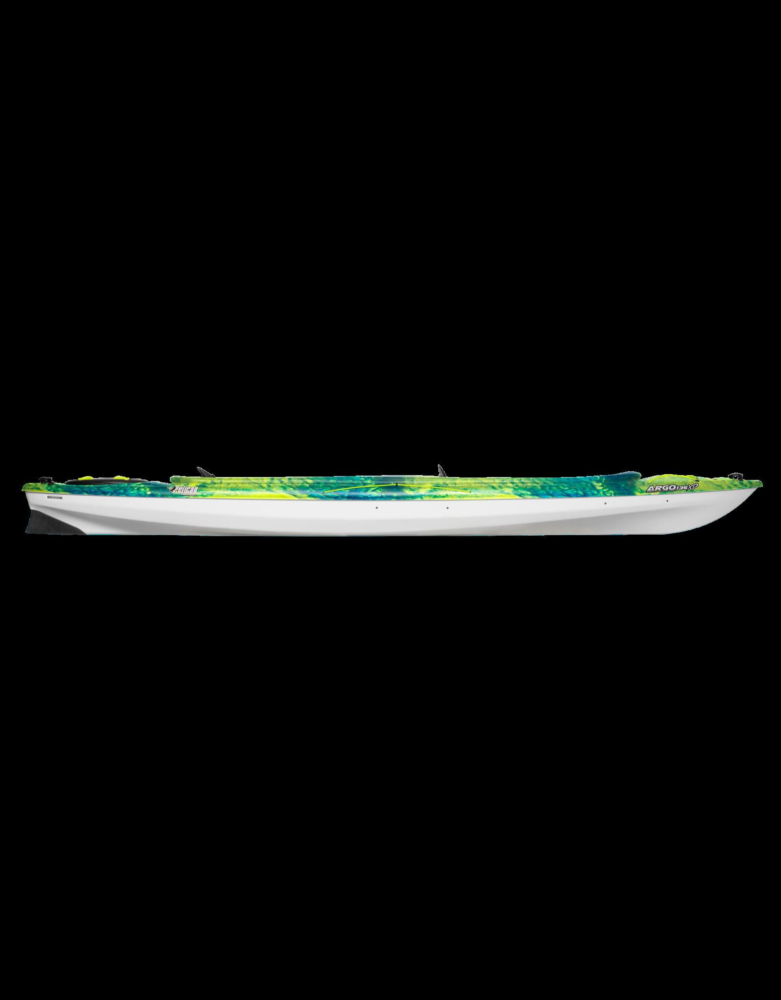 Pelican Pelican kayak Argo 136XP Boréal/blanc