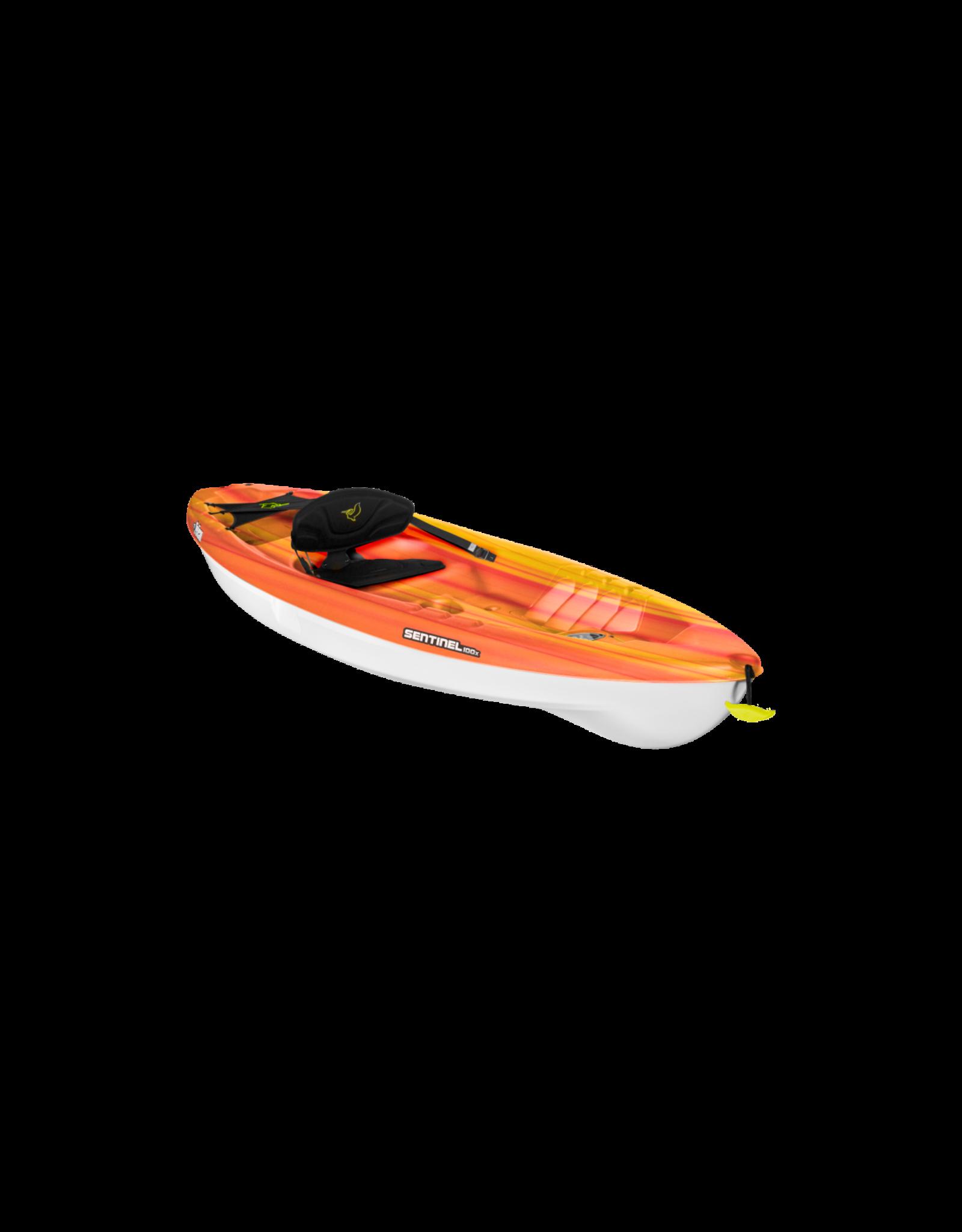 Pelican Pelican kayak Sentinel 100X