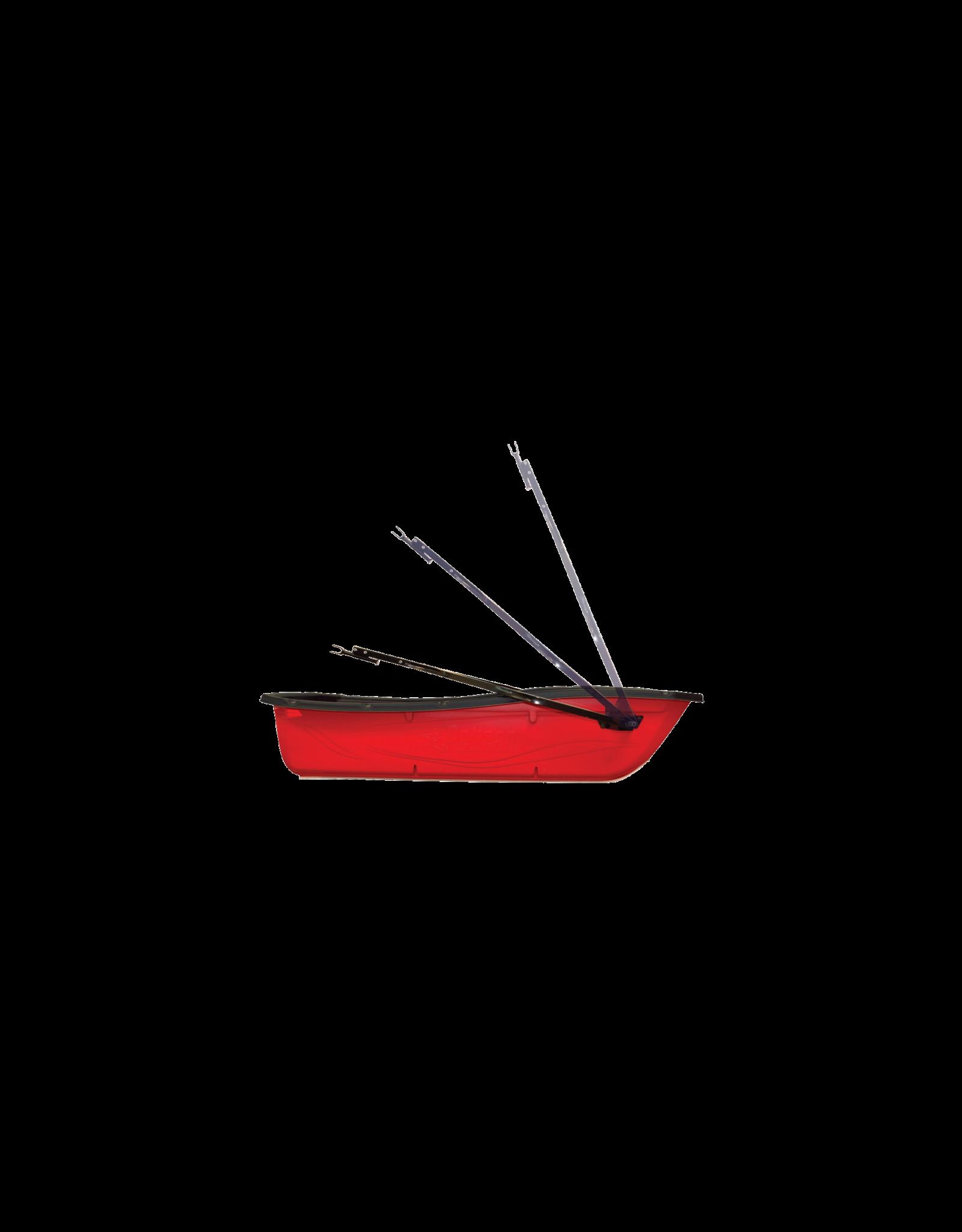 Pelican Pelican Luge Acc. Kit d'attelage de remorquage pour luge Trek