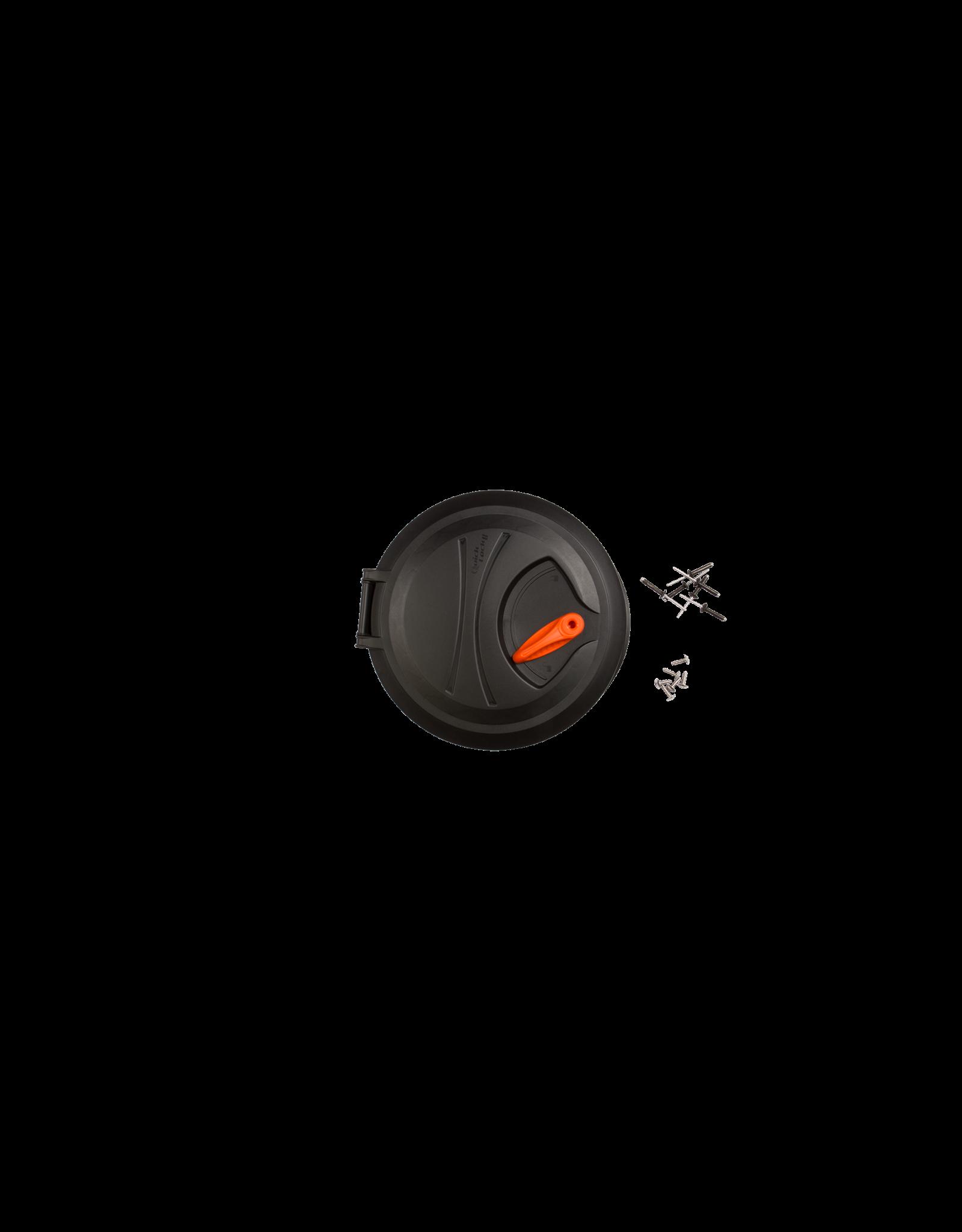 Pelican Pelican Acc. Caisson « Quick Lock » Rond Orange Vif