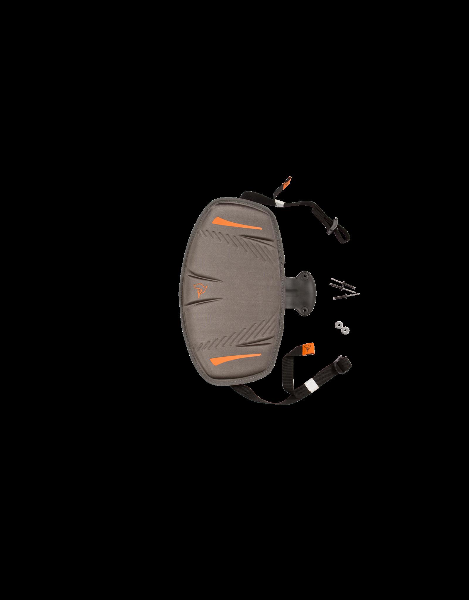 Pelican Pelican Acc. Bright Orange Medium ERGOFIT™ - Backrest Only