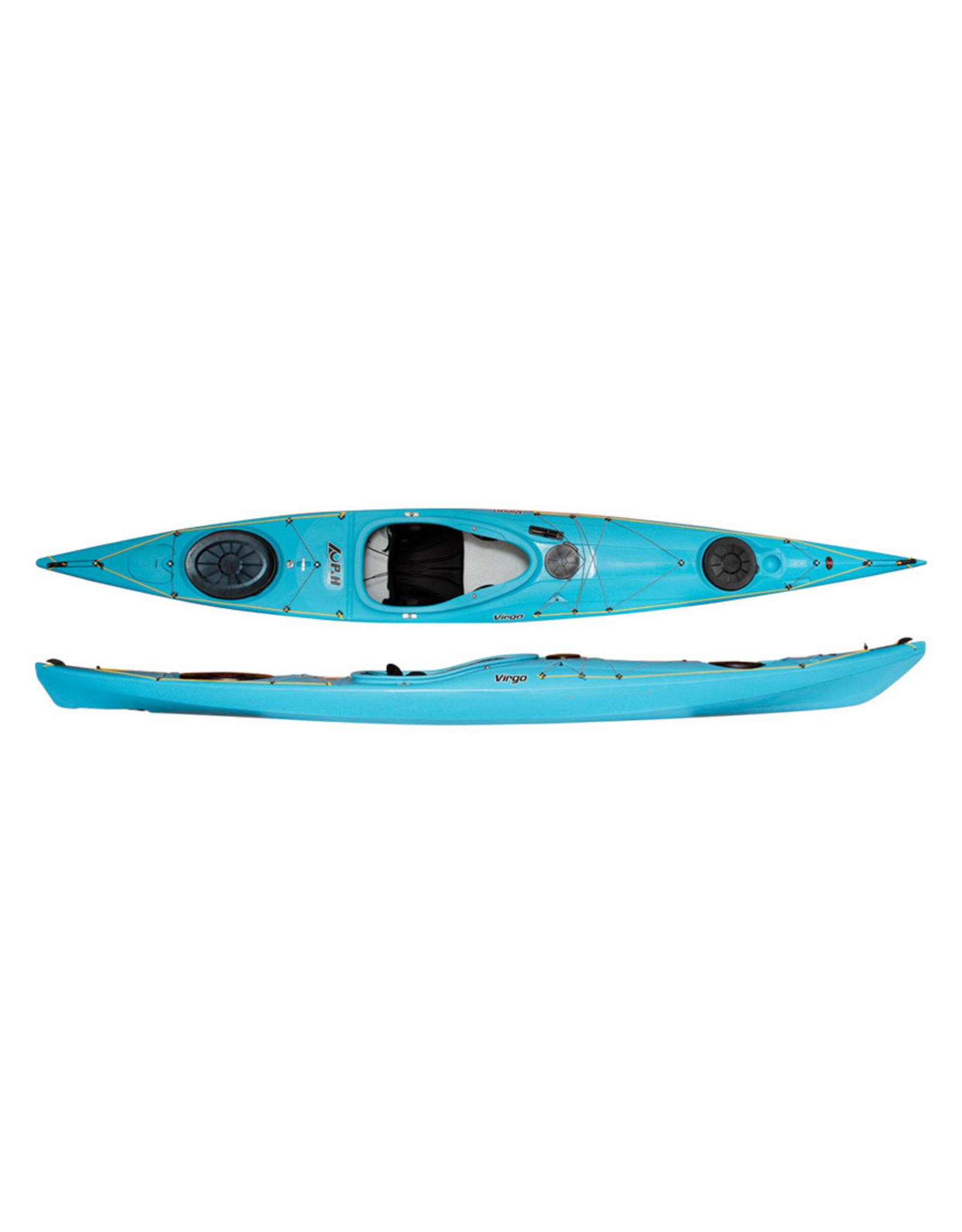 P&H Custom Sea Kayaks P&H kayak Virgo CoreLite X with skeg