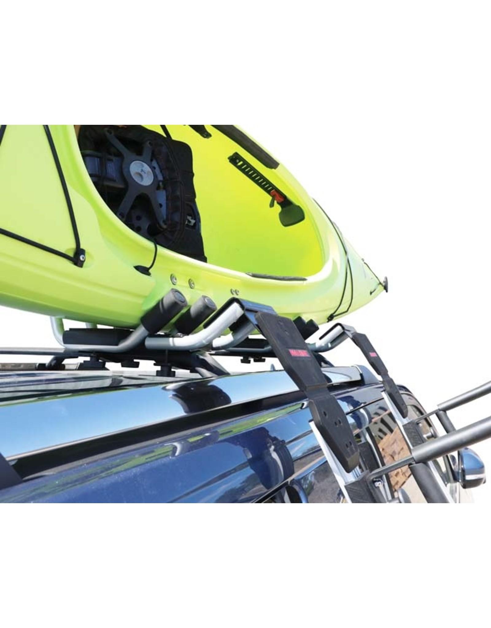 Malone Auto Rack Malone TelosXL / Universal Roof Rack Adapter Bundle