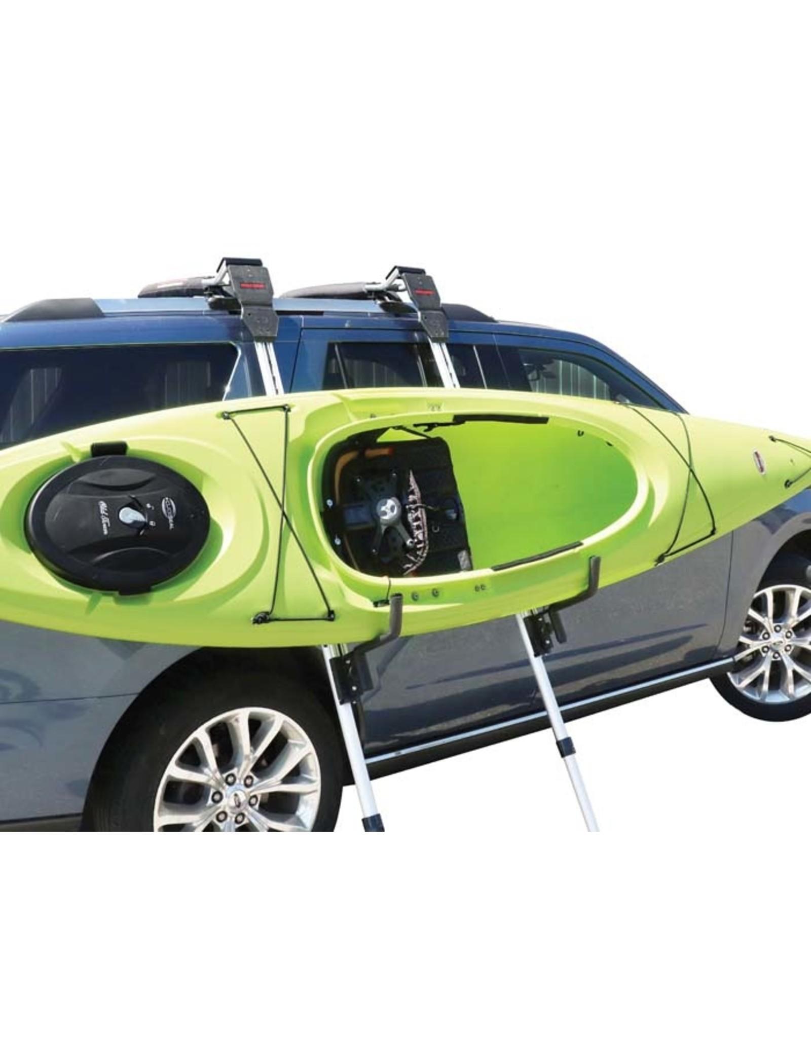 Malone Auto Rack Malone TelosXL / Ensemble d'adaptateurs de toit universels