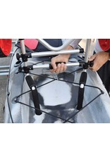 Malone Auto Rack Malone Xpress™TRX Scupper Kayak Cart - No-Flat Tires