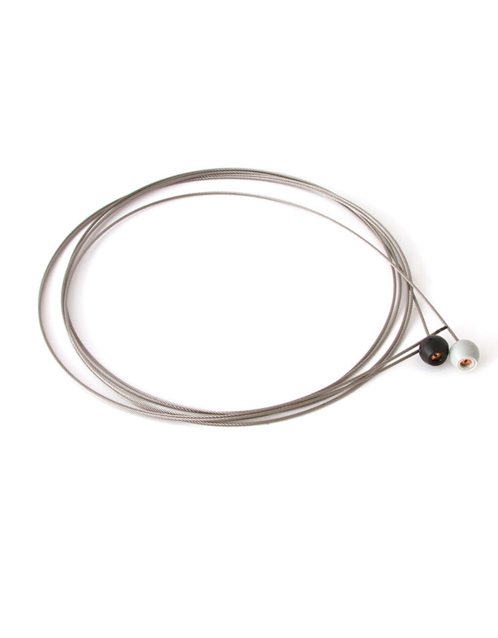 Hobie Hobie Acc. Eclipse Cable - Wire Steering Set Eclipse