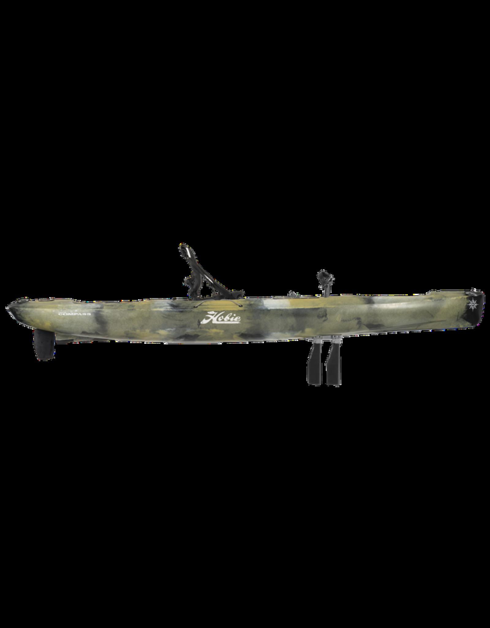 Hobie Hobie kayak Compass MirageDrive 180 Kick-Up Fin Camo