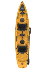 Hobie Hobie kayak Compass Duo MirageDrive 180 Kick-Up Fin