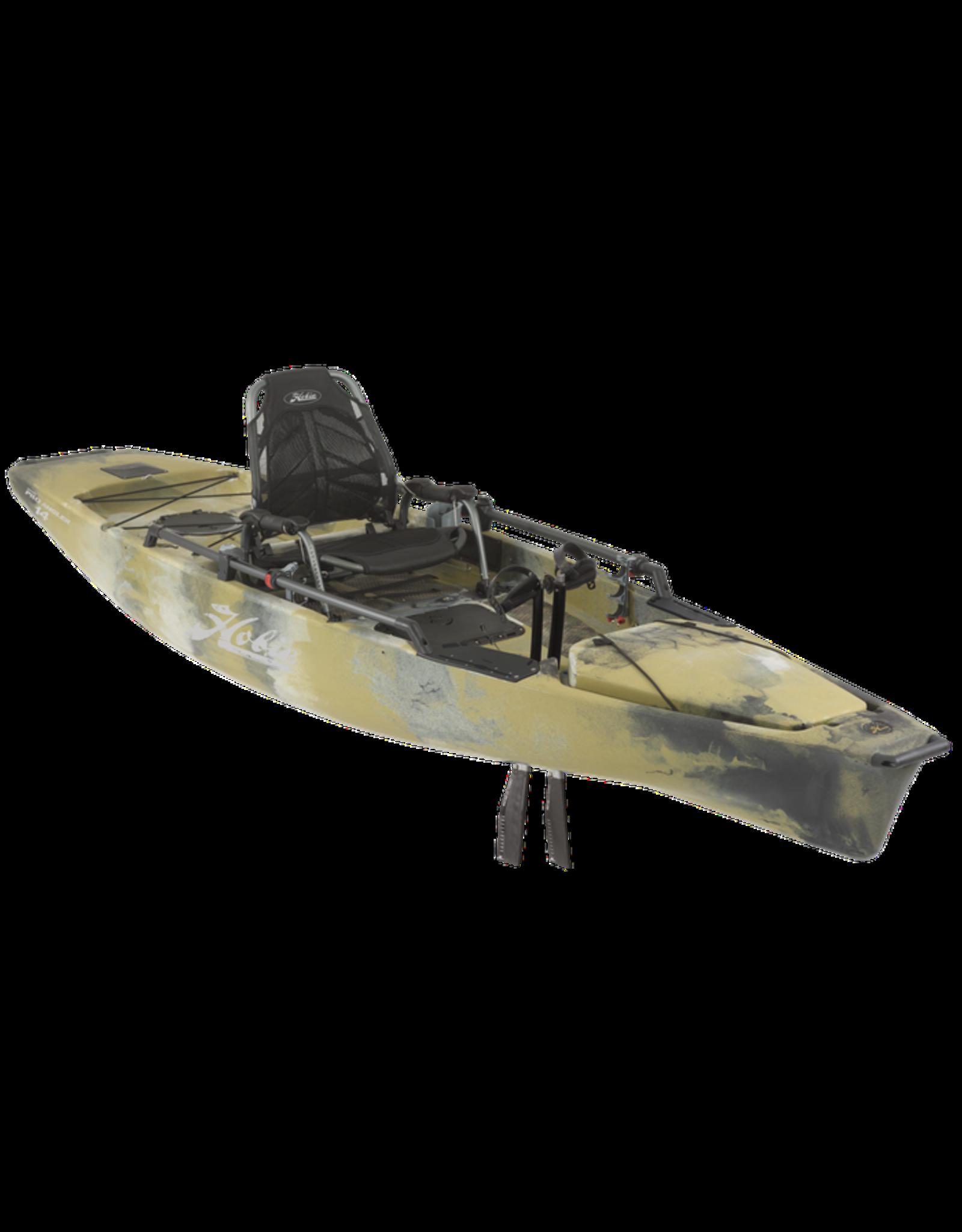 Hobie Hobie kayak Pro Angler 14 MD 180 TURBO Kick-Up Fin Camo