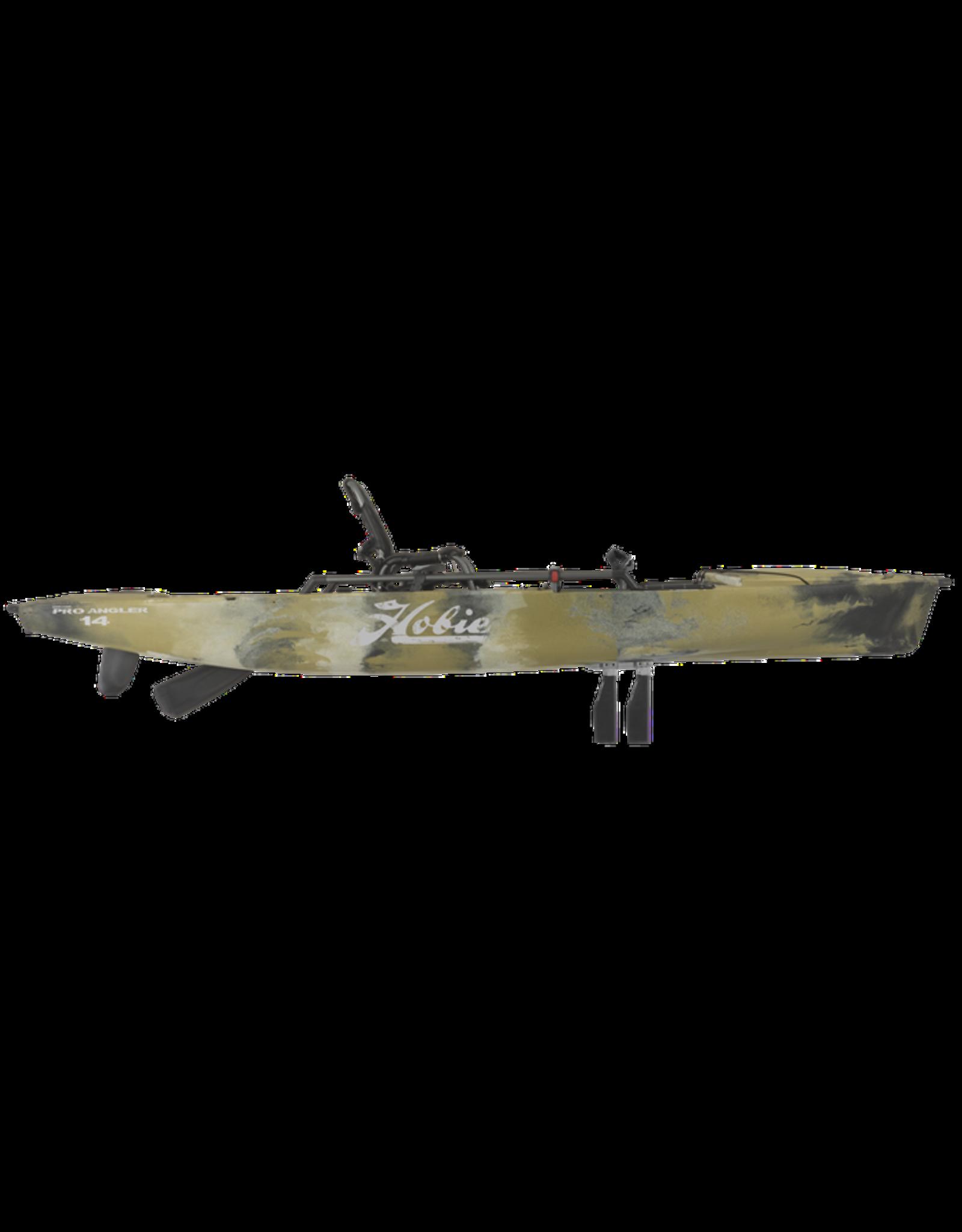 Hobie Hobie kayak Pro Angler 14 MirageDrive 180 Turbo Kick-Up Fin Camo
