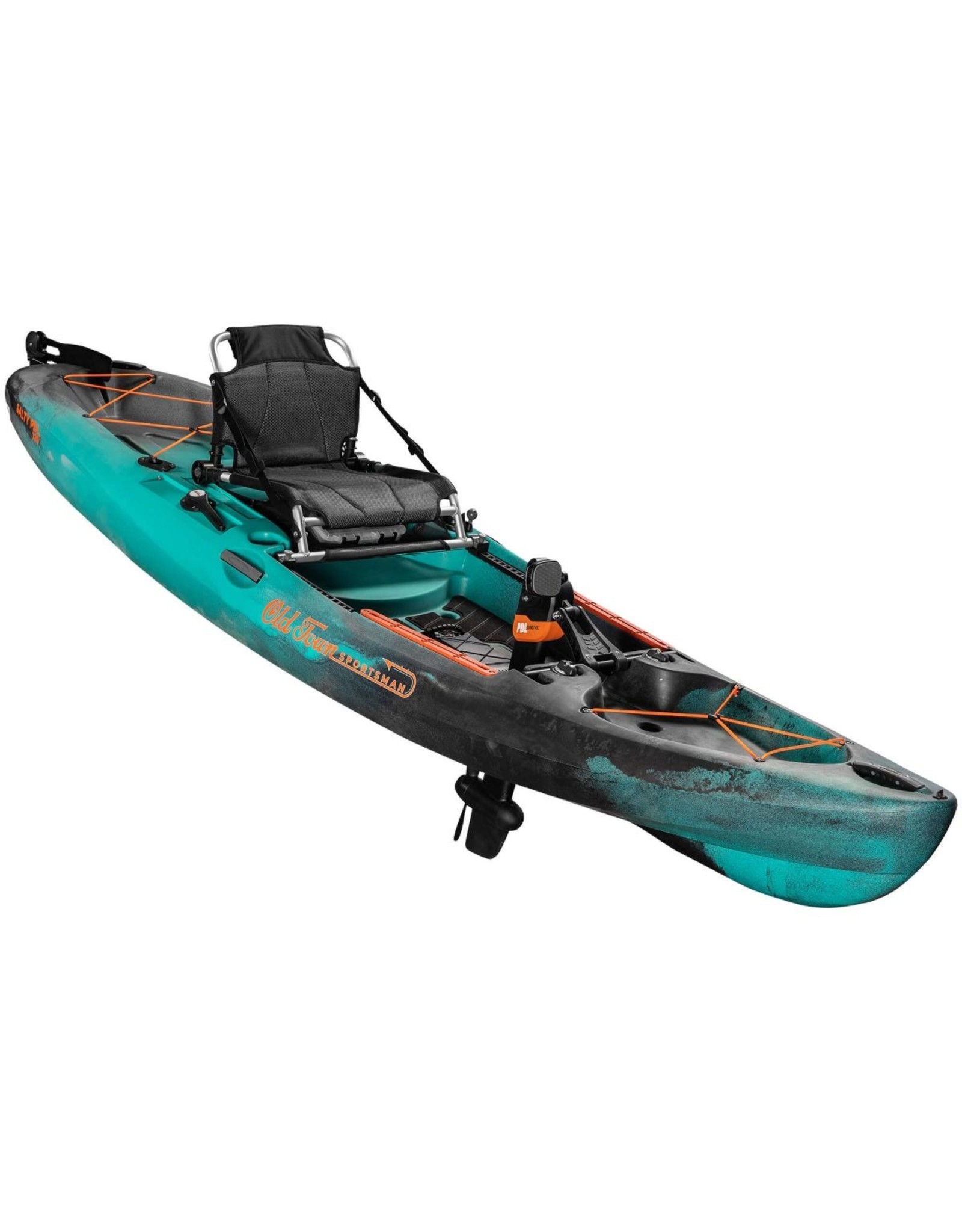 Old Town Old Town kayak Sportsman Salty PDL 120