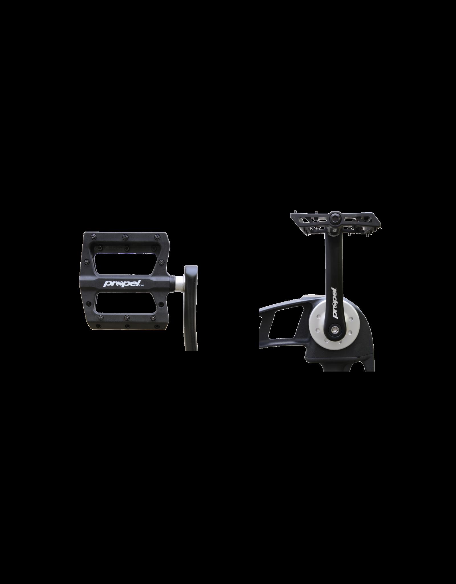 Native Watercraft Native Acc. Pédalier - Pedal and Crank Arm Upgrade Kit