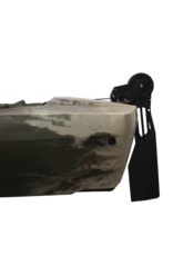 Bonafide Bonafide Acc. Gouvernail - SS Rudder Kit