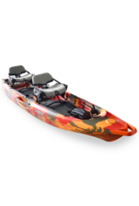 Feelfree Kayaks Feelfree Kayak Lure II (Tandem) - Overdrive Ready