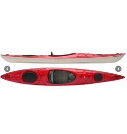 Hurricane Kayaks Hurricane kayak Sojourn 135 Rudder ready Rouge