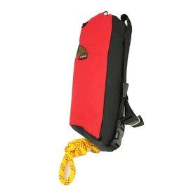 Atlan Ergo throw bag, 70 ft of 7.9 mm rope Kermantle Dyneema braiding