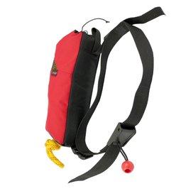 Atlan Magnum throw bag, 70 ft of 9.5 mm rope Kermantle Dyneema braiding