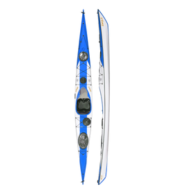 Zegul Zegul kayak Arrow Play HV ACORE White-Blue-White