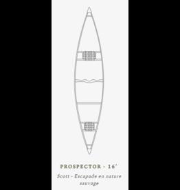 Scott Canot Scott Canot Prospector 16 FG  aucun design Bleu