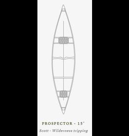 Scott Canot Scott Canoe Prospector 15 Fibre Green
