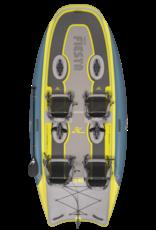 Hobie Hobie inflatable kayak ITrek Fiesta (2) MD GT Kick-Up Fin