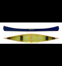Canots Rhéaume Rhéaume Canot Prospecteur 17'4'' FG Bleu Plats-boards PVC