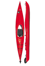 Clear Water Design ClearWater Design kayak Manitoulin avec gouvernail