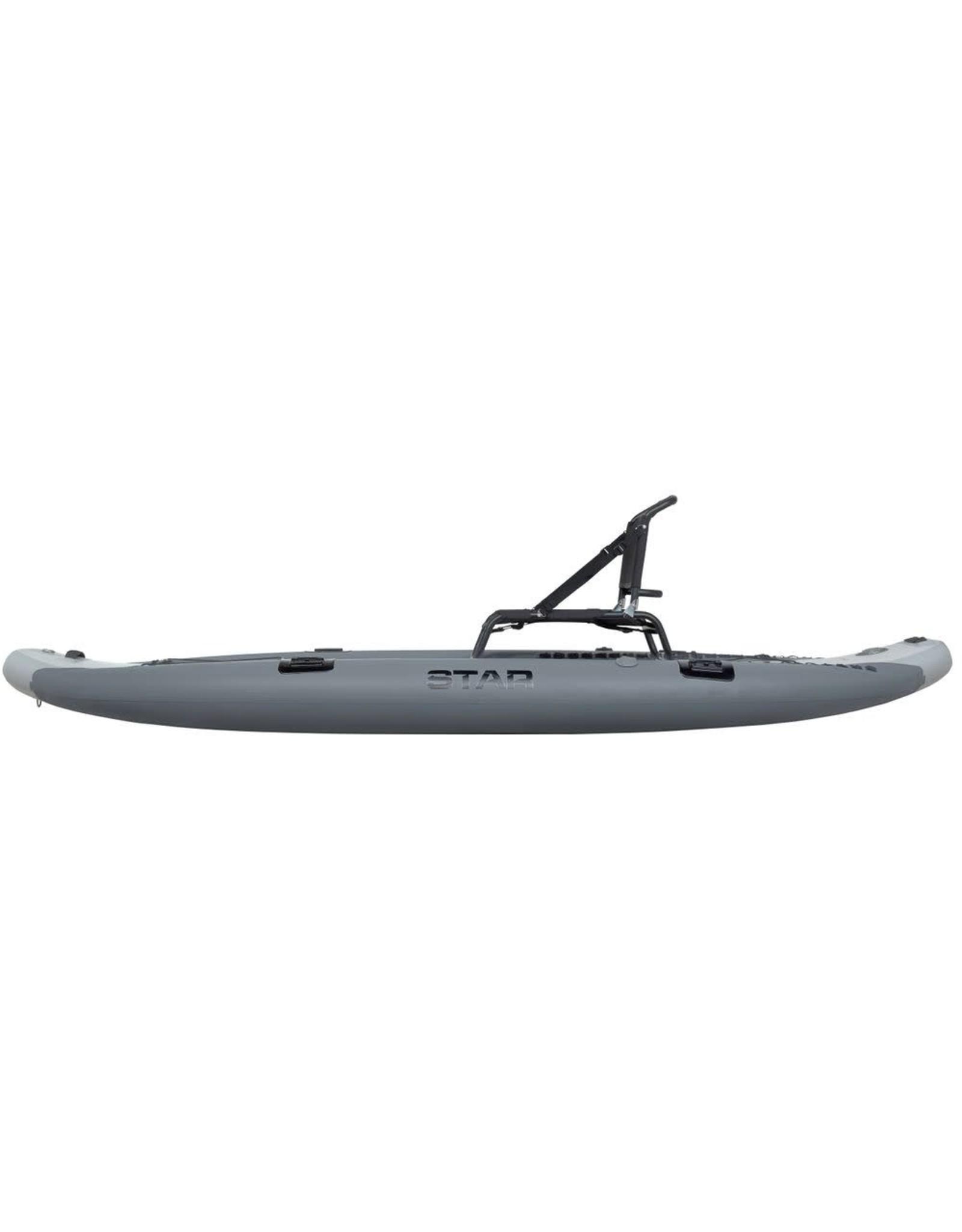 NRS Star  Kayak de pêche gonflable Challenger