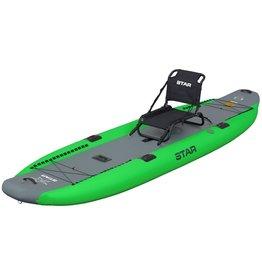 NRS Star Kayak de pêche gonflable Rival