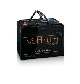 Volthium Volthium batterie Aventura Lithium 12v 100Ah