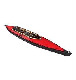 Nautiraid Nautiraid kayak GRAND RAID 540 PVC bois Rouge
