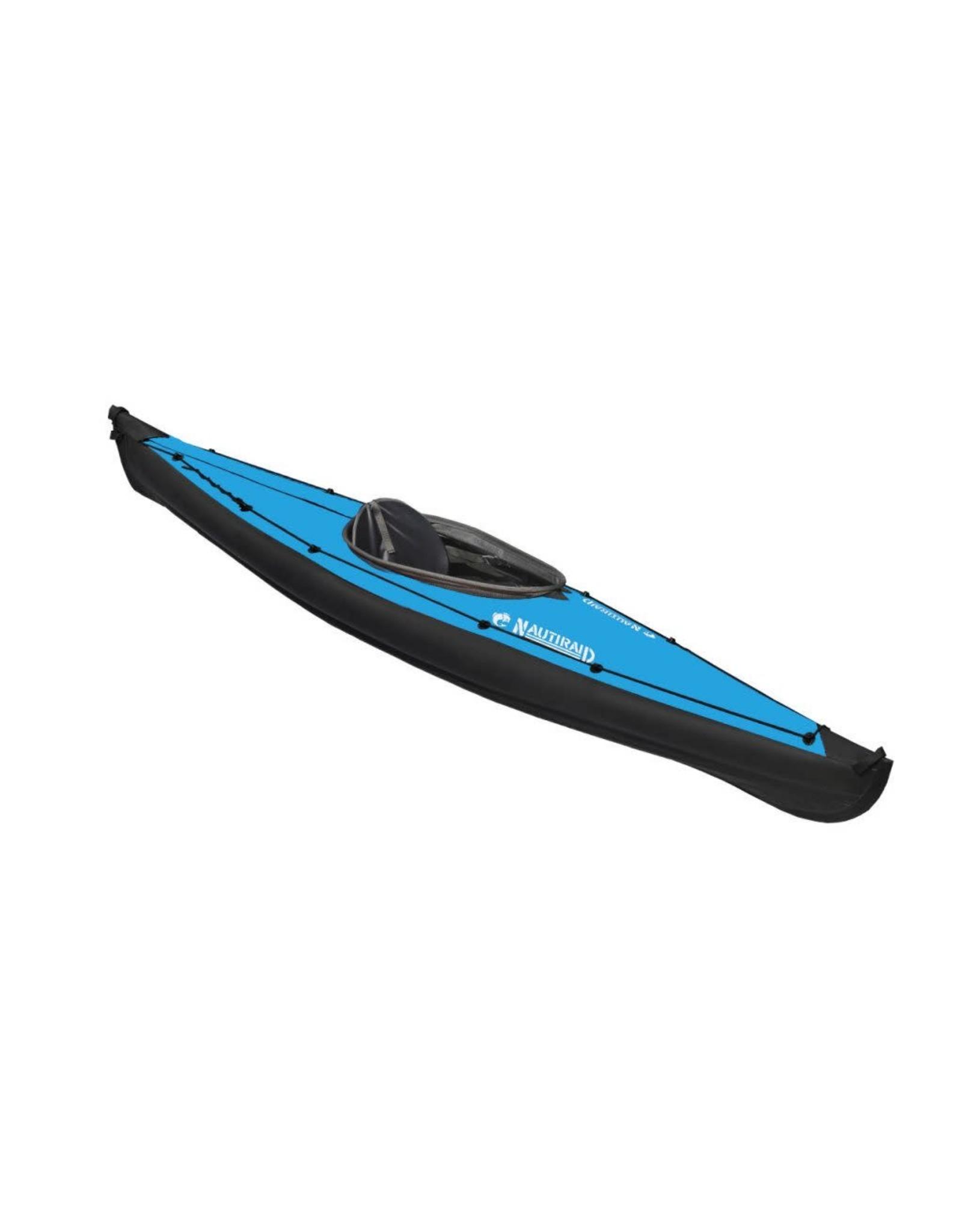 Nautiraid Nautiraid kayak RAID 325  PVC Alu Bleu