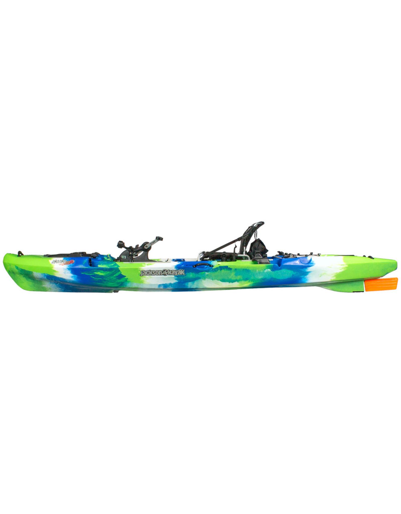 Jackson Kayaks Jackson Kayak Big Rig  FD Earth