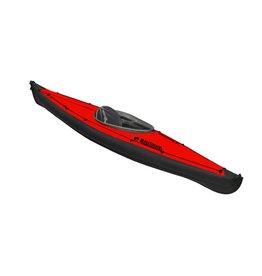 Nautiraid Nautiraid kayak RAID 325  PVC Alu Rouge