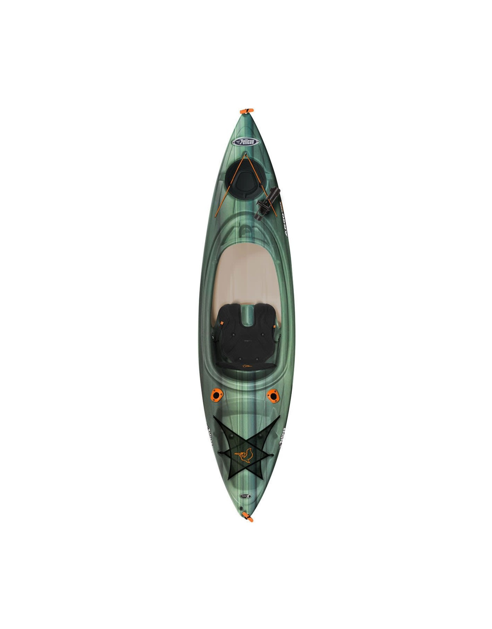 Pelican Pelican kayak Argo 100X Angler Fade Green/Sand