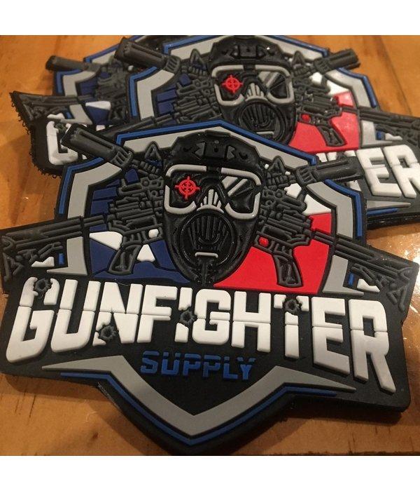 Gunfighter Supply Gunfighter Supply Logo PVC Patch