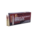 Fort Scott Munitions Fort Scott 300 Blackout Sub-Munition 190 gr. SCS® TUI™ - Ammo