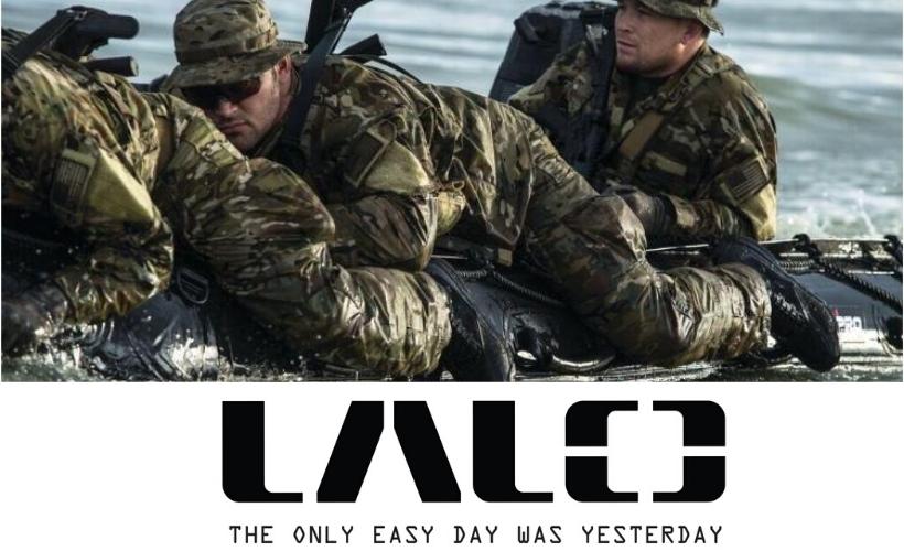SPECIALS -  Lalo Tactical Boots