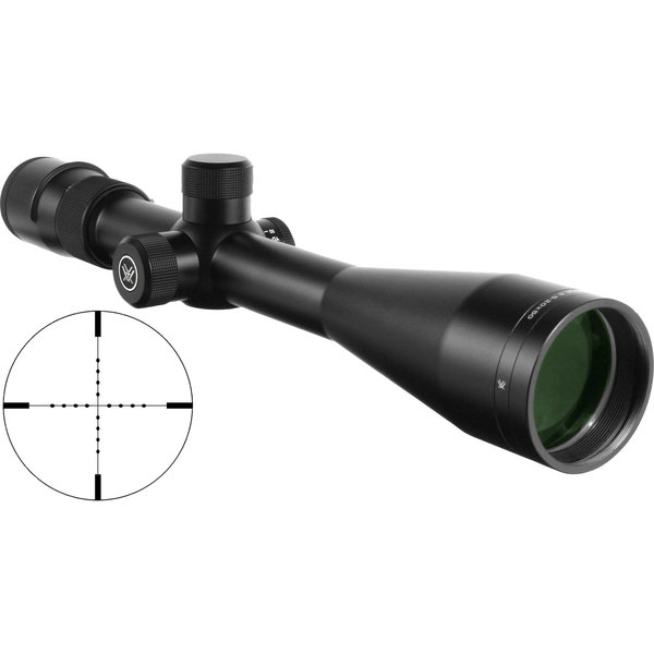 VORTEX Viper 6.5-20x50 Mil Dot, PA